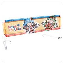 Grade Para Cama Infantil Box Comum - Patati Patata Hercules
