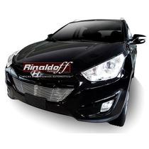 Sobre Grade Ix35 Hyundai Aço Inox Darta Pchoque 1 Pç