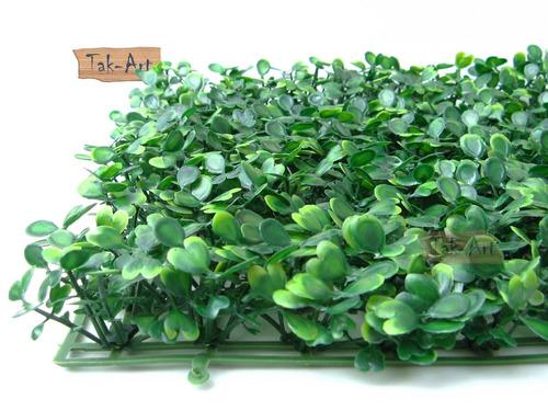 grama sintetica para jardim mercadolivre:Grama Artificial Buchinho Muro Inglês 25x25cm Kit 4 Placas – R$ 36,80