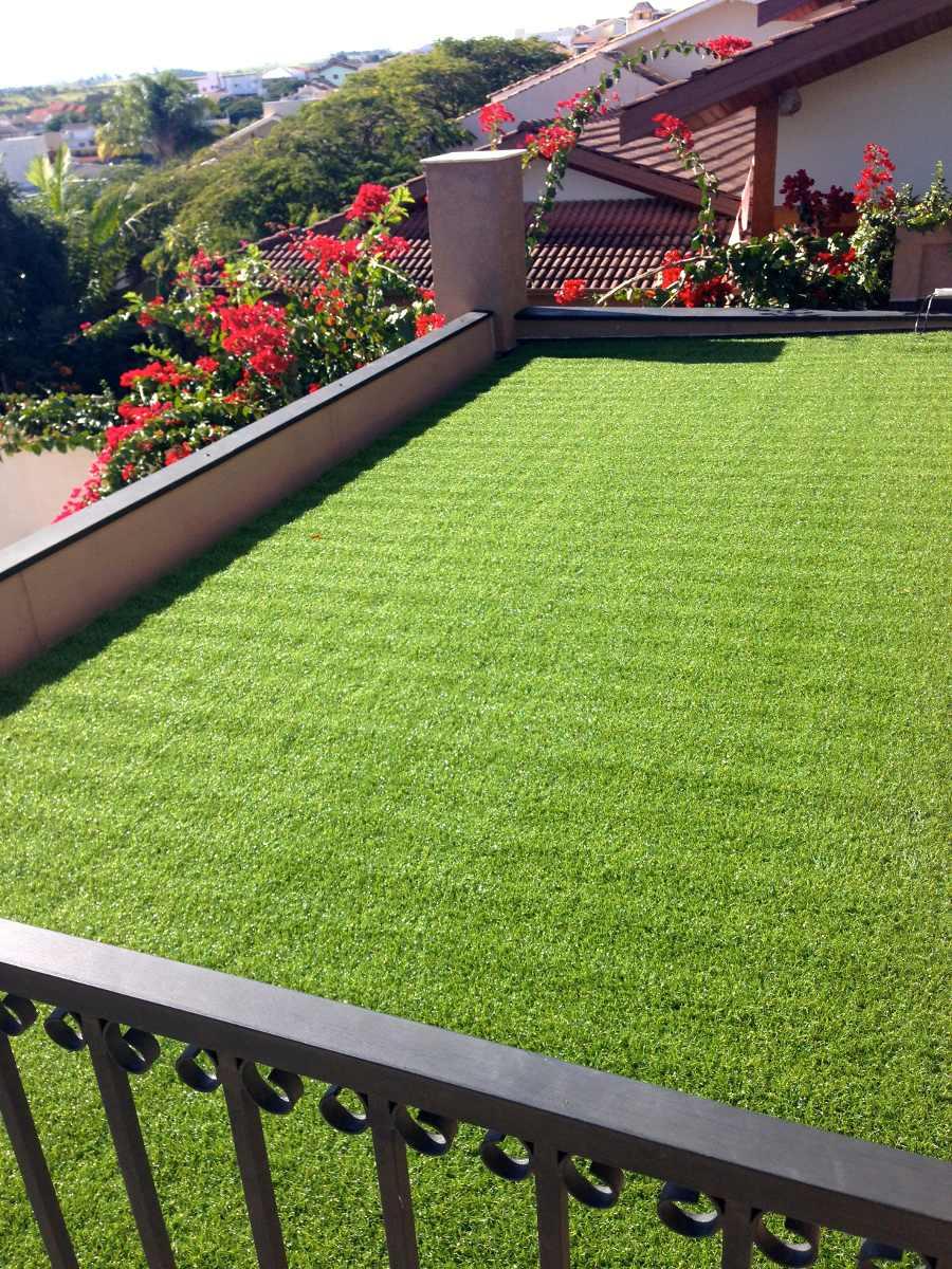 grama sintetica para jardim em curitiba:Grama Sintética Decorativa 32mm Decor Garden Jardim Verde – R$ 51,90
