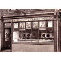 Disco 78 Rpm Para Gramofones, Escolha O Ritmo