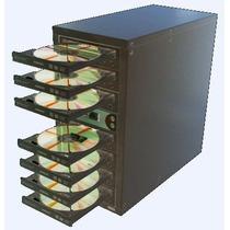 Duplicadora De Dvd C/ 7 Gravador Dvd Cd Sony Sata Lsk
