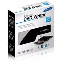 Gravador De Dvd Slim Samsung 8x - Se-208db - Barato Do Rio