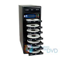 Duplicadora De Dvd E Cd Com 8 Gravadores Lg Gh24nsco