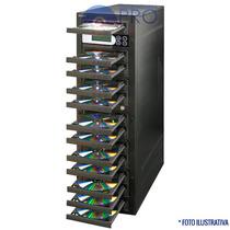 Maquina De Gravar Dvd E Cd Com 12 Gravadores Lite-on Philips
