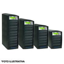 Duplicadora De Dvd E Cd Com 6 Gravadores - Usado