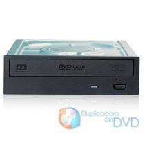 Drive Pionner Gravador Dvd E Cd 24x Sata Preto Dvr-220lbk