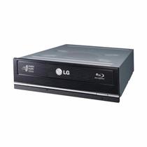Gravador Lg Blu-ray Interno 14x Sata Preto - Wh14ns40