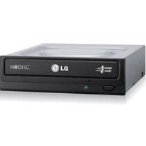 Gravador Dvd Lg Gh24nsbo 24x Preto Lançamento + Garantia
