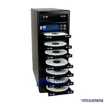 Gravador Duplicador De Dvd Cd Lite-on Philips 8 Gravadores