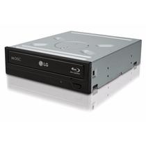 Gravador De Blu-ray Interno Lg Wh14ns40 14x Sata Preto