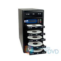 Duplicadora De Dvd E Cd Com 6 Gravadores Lg Gh24nsco