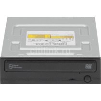 Gravador De Dvd Samsung 24x Dvd-rw 48x Sh 224 Sata Preto