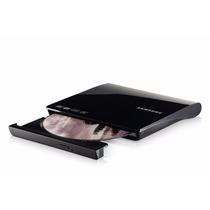 Gravador De Dvd E Cd Externo Samsung Usb Slim Preto + Nfe