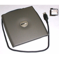 Leitor De Dvd/cd Externo Dell Pd01s 0uc793 // Blue