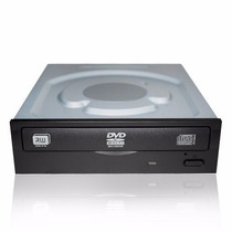 Gravador Dvd Rw Cdrw Lite-on Sata Preto Has122