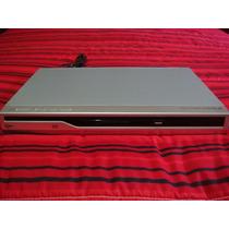 Gravador De Dvd Lg De Mesa Modelo Dr7621b + Controle