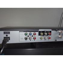 Gravador De Dvd E Reproduz Cd De Mesa Lg Dr-385 + Controle