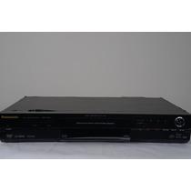Gravador Dvd Panasonic Dmr T3040 Transforme Vhs Dv H8 Vhs-c