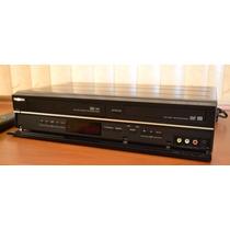 Gravador De Dvd De Mesa Toshiba Dvr620 Com Defeito.