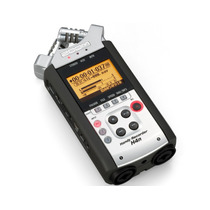 Gravador Digital D Áudio Estéreo 4canais Mp3 Usb Sd H4n Zoom