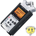 Gravador Áudio Zoom H4n Sp Digital Handy Recorder Oferta