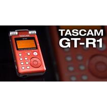 Tascam Gt-r1 Guitarra Boss Micro Br Zoom Sony Korg Digitech