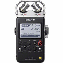 Gravador De Áudio Profissional Sony Pcm-d100 Pcm Mp3