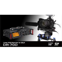 Manual Tascam Dr-70d Em Português Com Imagens Em Pdf.