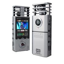 Zoom Q3 Hd Handy Recorder Camera Filmadora C/ Kit Acessórios