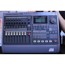 Gravador 128 Pistas Roland Vs-880 Expandido !