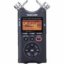 Gravador De Voz Digital Tascam Dr-40