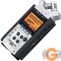 Gravador Áudio Zoom H4n Sp Digital Handy Recorder - Goias