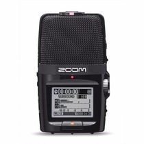 Gravador De Voz Zoom H2n Ultra Portátil