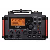Gravador Digital Tascam Dr-60 Mkii Portátil Áudio Linear Pcm