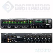 Motu 896 Mk3 - Interface De Audio Usb/firewire 8 Canais Adat