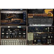 4 Instrumentos Virtuais Para Daw Cubase Protools Sonar Etc..