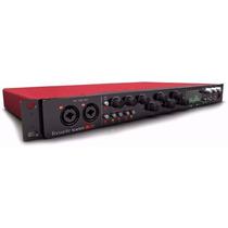 Focusrite Scarlett 18i20 Placa De Audio Interface