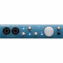 Audiobox Itwo Interface Presonus 1 Ano Garantia Nao 3 Meses