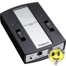 Interface Roland Ua-11 Mk2 Duo Capture Usb - O F E R T A