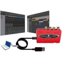 Interface De Áudio Uca 222 Behringer - Usb