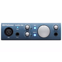 Presonus Audiobox Ione . Áudio Profissional . Loja . Gtia !