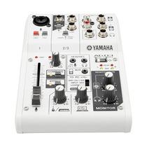 Mesa Análogica/interface Yamaha Ag 03