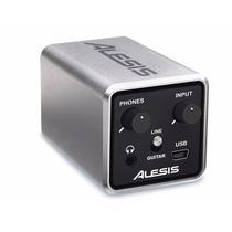 Interface De Áudio Usb Inline De 24 Bits Alesis Core 1