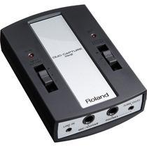 Roland Ua-11 Mk2 Duo-capture Interface