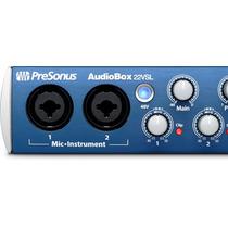 Presonus Audiobox 22vsl Interface Profissional + Brindes