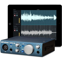 Interface De Gravação Estudio & Djs Presonus Audiobox Ione