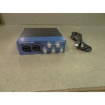 Placa Interface Audiobox Presonus Usb 2.0 Midi
