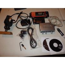 Kit Placa Fast Track M Audio Tuner Hercules E Acessorios