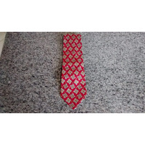 Gravata Italiana Seda Pura Peek & Cloppenburg Linda R$ 58,00